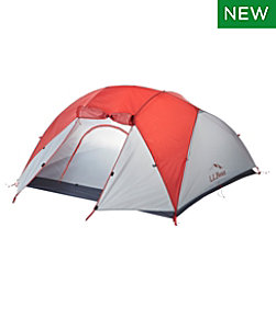 L.L.Bean Mountain Light HV 3 Tent With Footprint